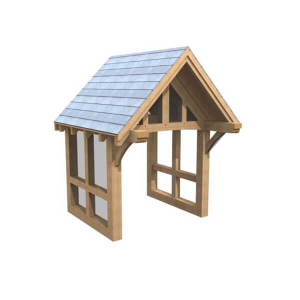 Oak Porch - Hardwoods Group