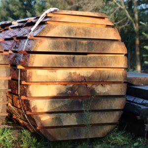 Waney Edge Character Grade - Hardwoods Group