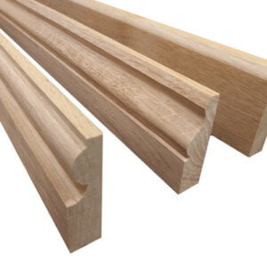 European Oak Door Architrave - Hardwoods Group